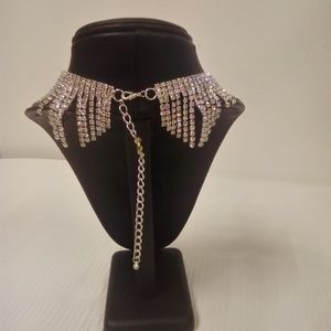 Deja Vous Jewelry - NWT Bling Choker